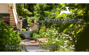 Hartland Landscaping Rebekah Lamphere Triplex Advertising
