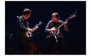 Bela Fleck Mahaiwe Great Barrington MA
