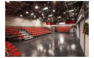 S&CO Set Theatre Allegrone Construction Lenox MA